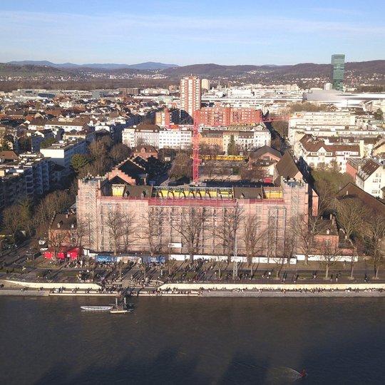 Umbau Kaserne Basel