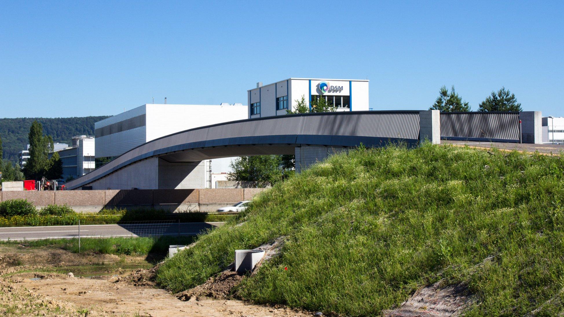 Totalunternehmer Projekt Neubau Autobahnbrücke Kaiseraugst