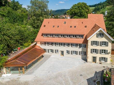 Laufenburg ERNE plus Umbau Grimmer Liegenschaft, Haus am Schlossberg