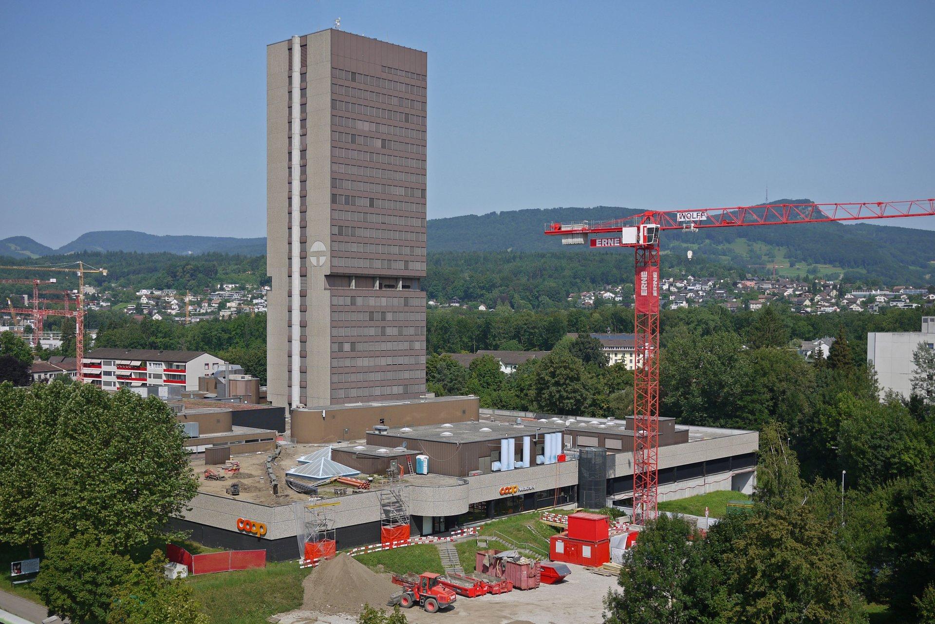 An-/Umbau, Sanierung, Gewerbebauten