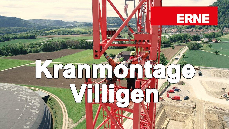 Kranmontage Neuba Park Innovaare Villigen