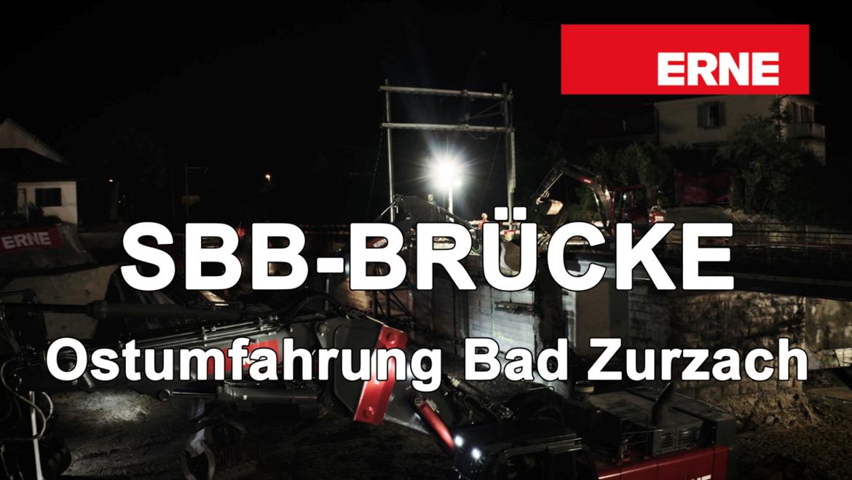 Ostumfahrung Bad Zurzach SBB-Brücke