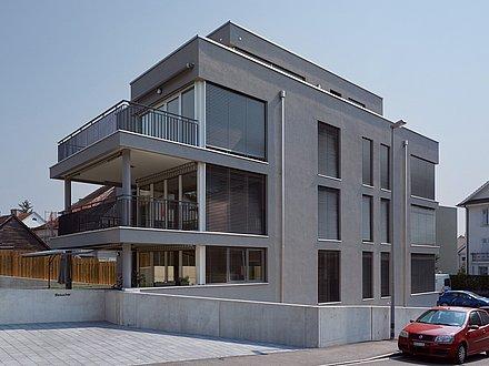 Hochbau Binningen, Mehrfamilienhaus