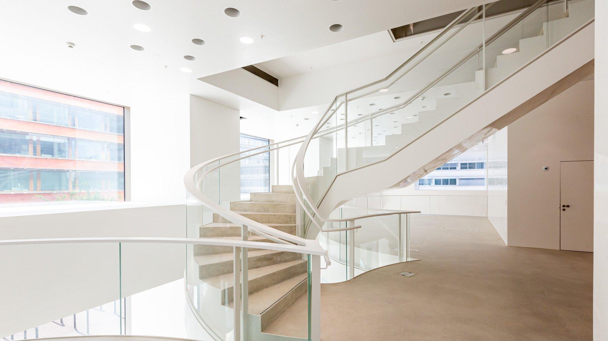 Neubau Core & Shell Basel Biozentrum