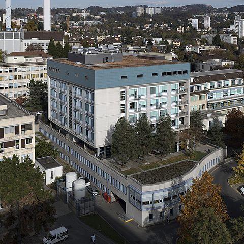 Orthopédique du CHUV, Lausanne