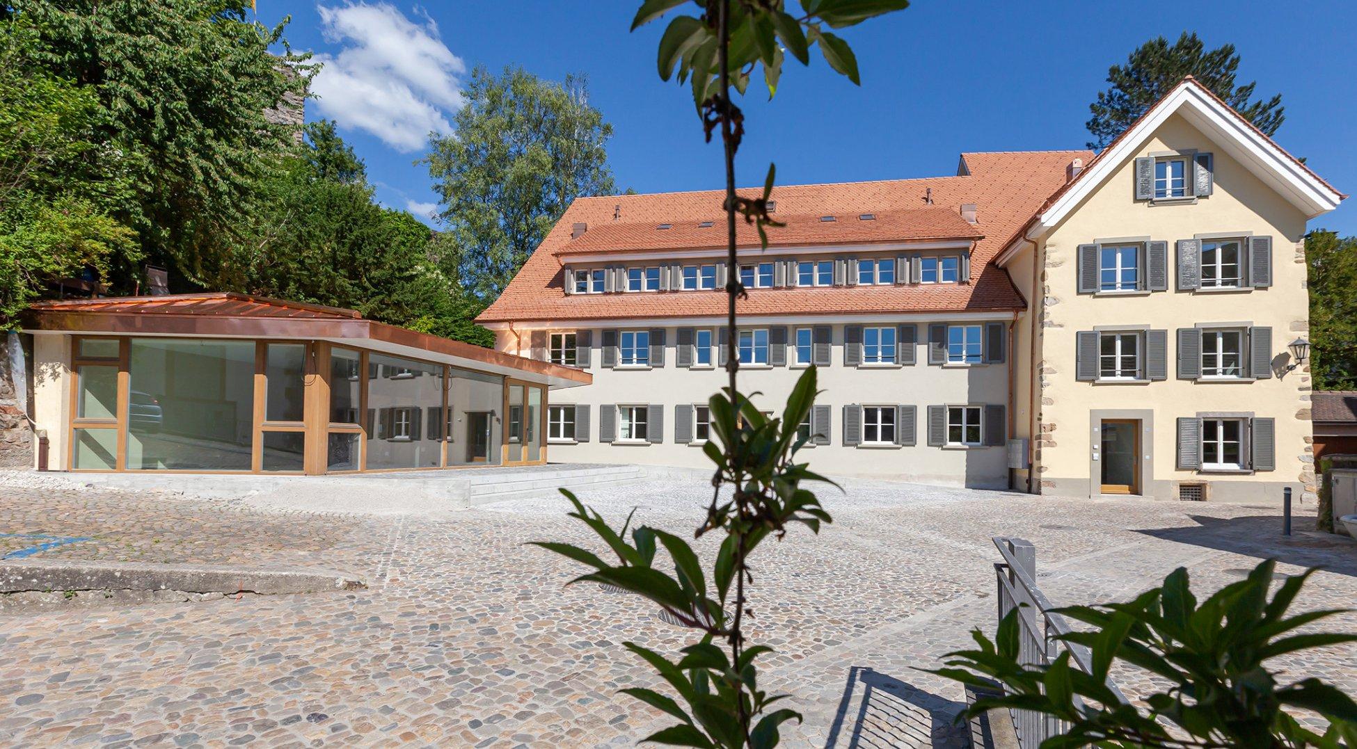 Generalunternehmen ERNE plus Laufenburg Grimmer-Liegenschaft