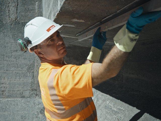 Bautenschutz an der Fassade Syngenta SRES Basel