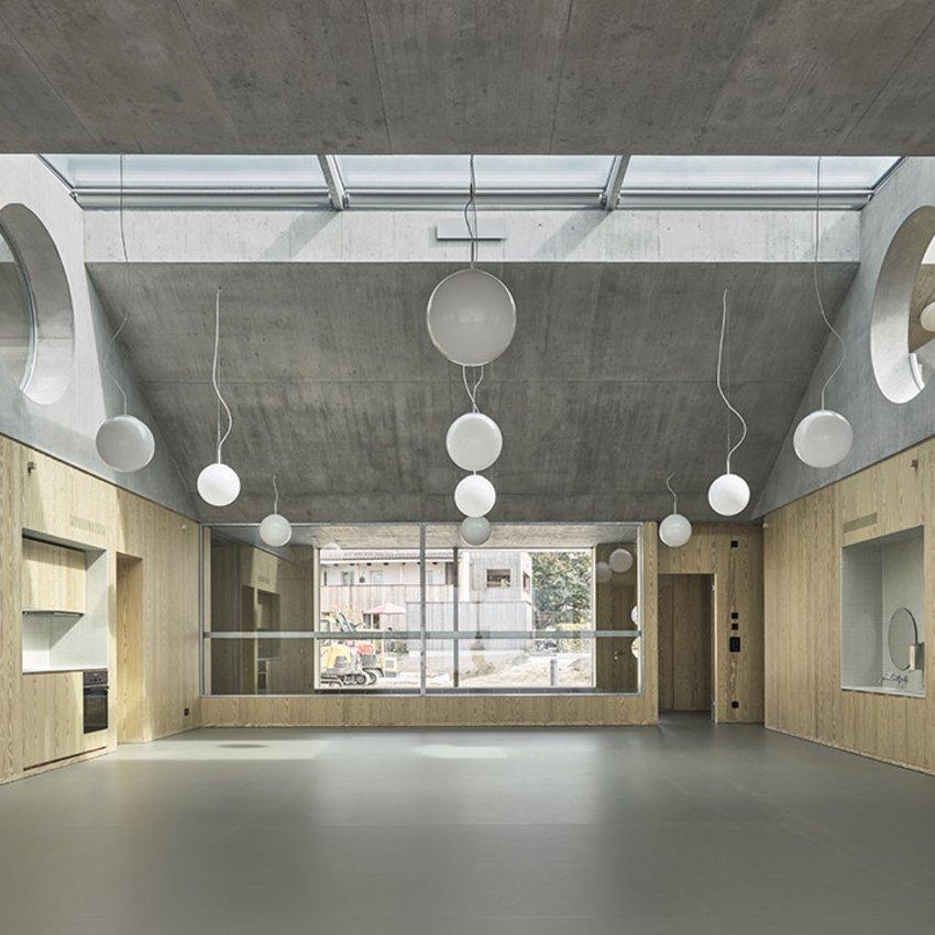 Fotograf: Lukas Murer, Architekten: Malte Kloes & Christoph Reichen Architekten