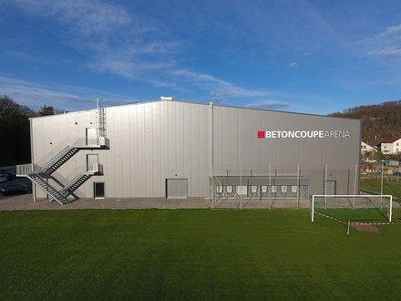 Neubau Sporthalle Schönenwerd