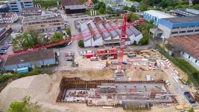 ARA Liestal: Komplexes Wasserbauprojekt