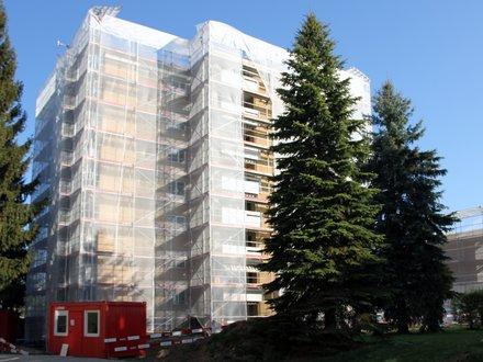 Werterhaltung Oberentfelden, Sanierung Mehrfamilienhäuser