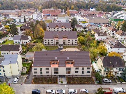 Allschwil Sanierung Mehrfamilienhäuser