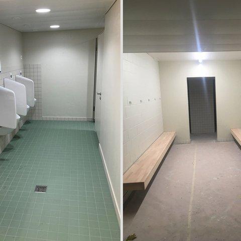 Burgdorf Werterhaltung Sanierung Garderobe