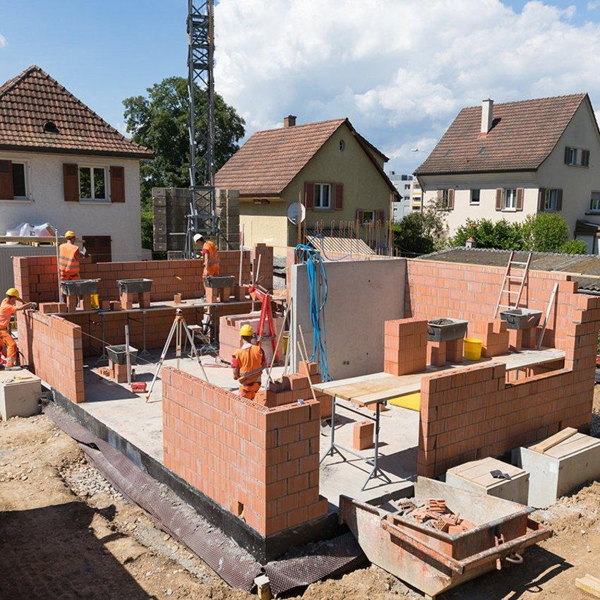 Baustelle Lernende Rheinfelden