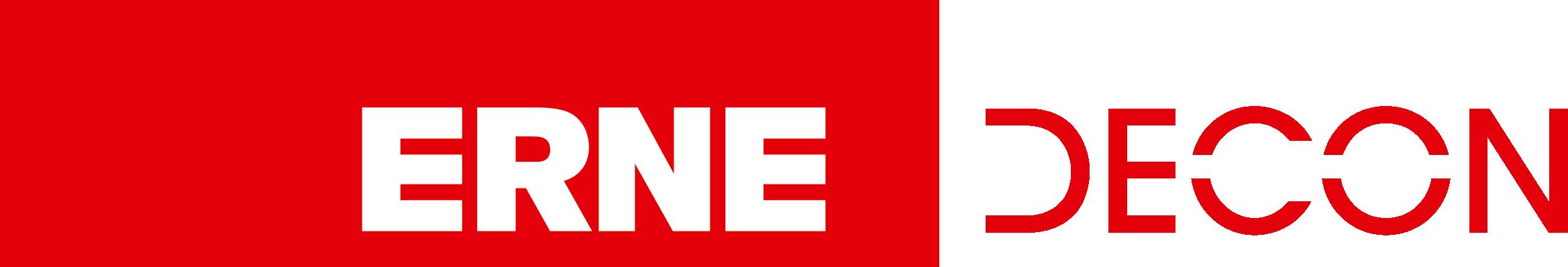 Logo ERNE decon AG