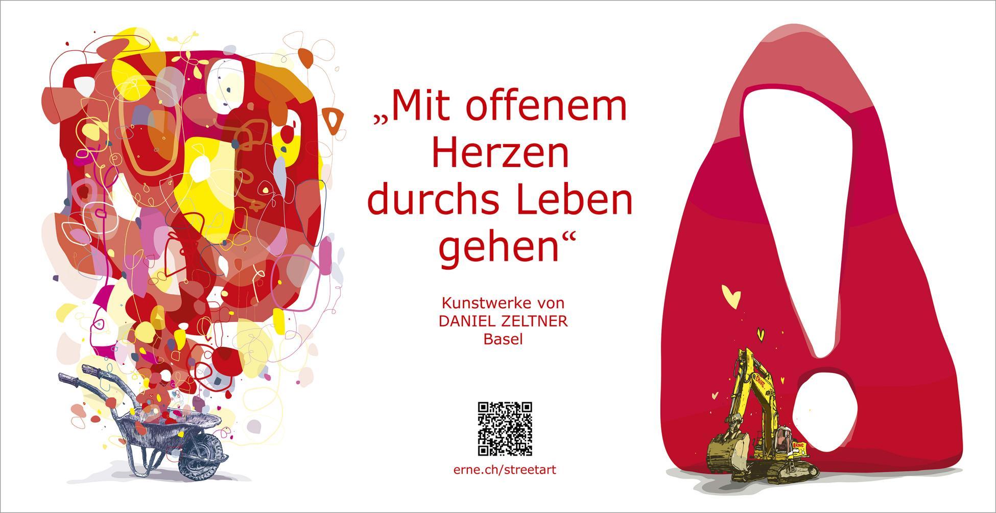 Baunetz ERNE Daniel Zeltner Herzlibagger