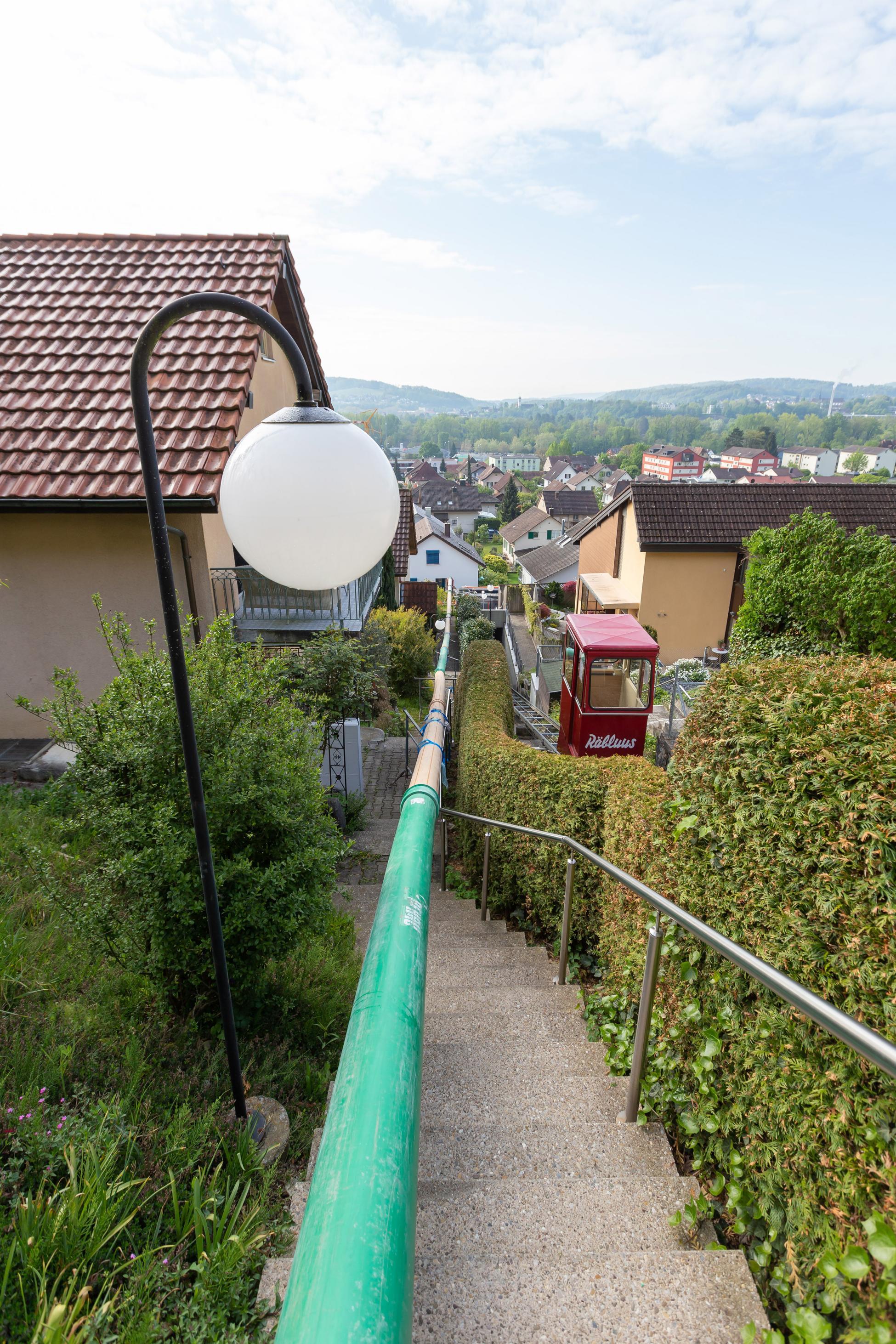 Brugg Wasserleitungsbruch Rohrleitung