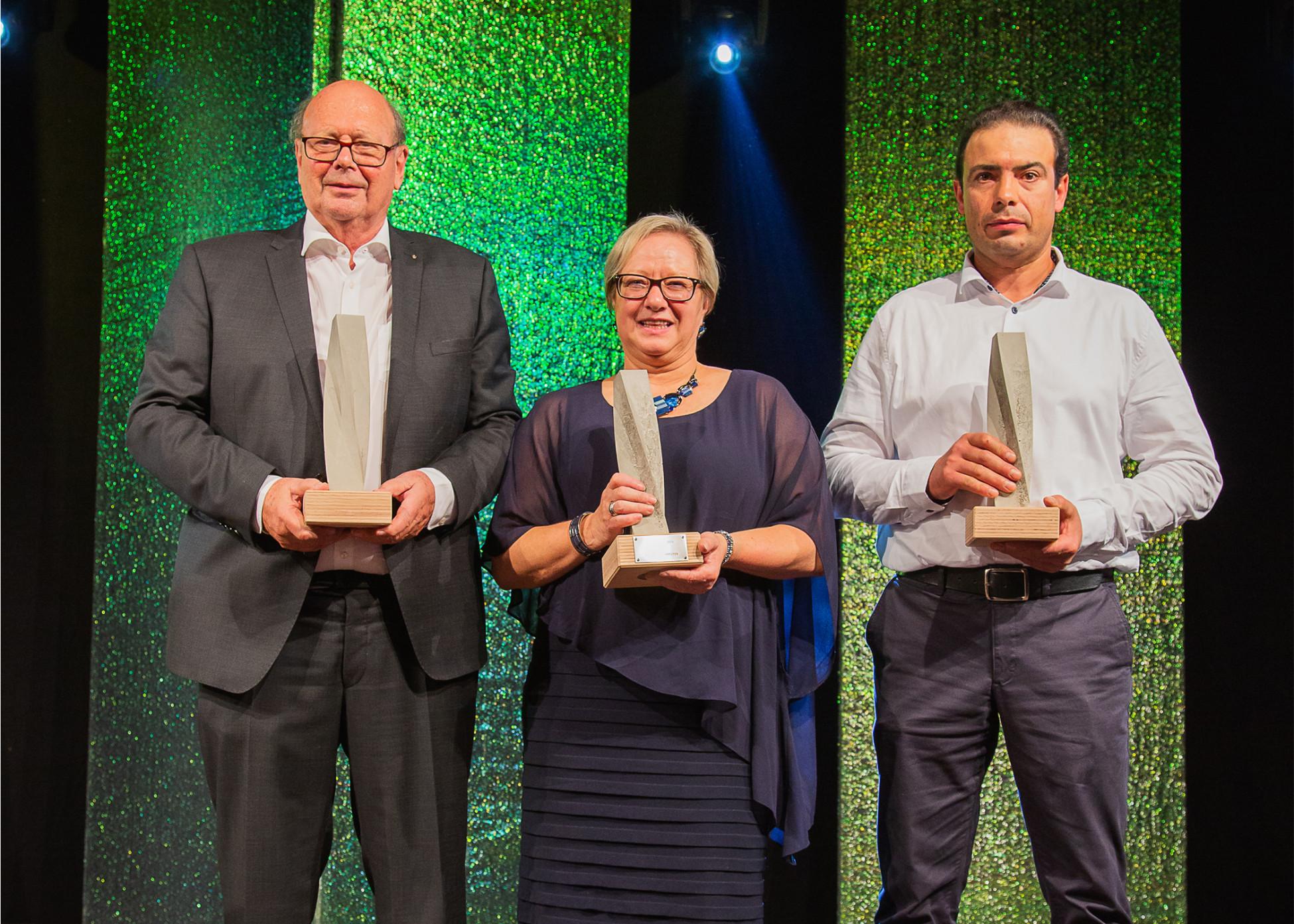 Die ERNE-Fest Award Gewinner 2019