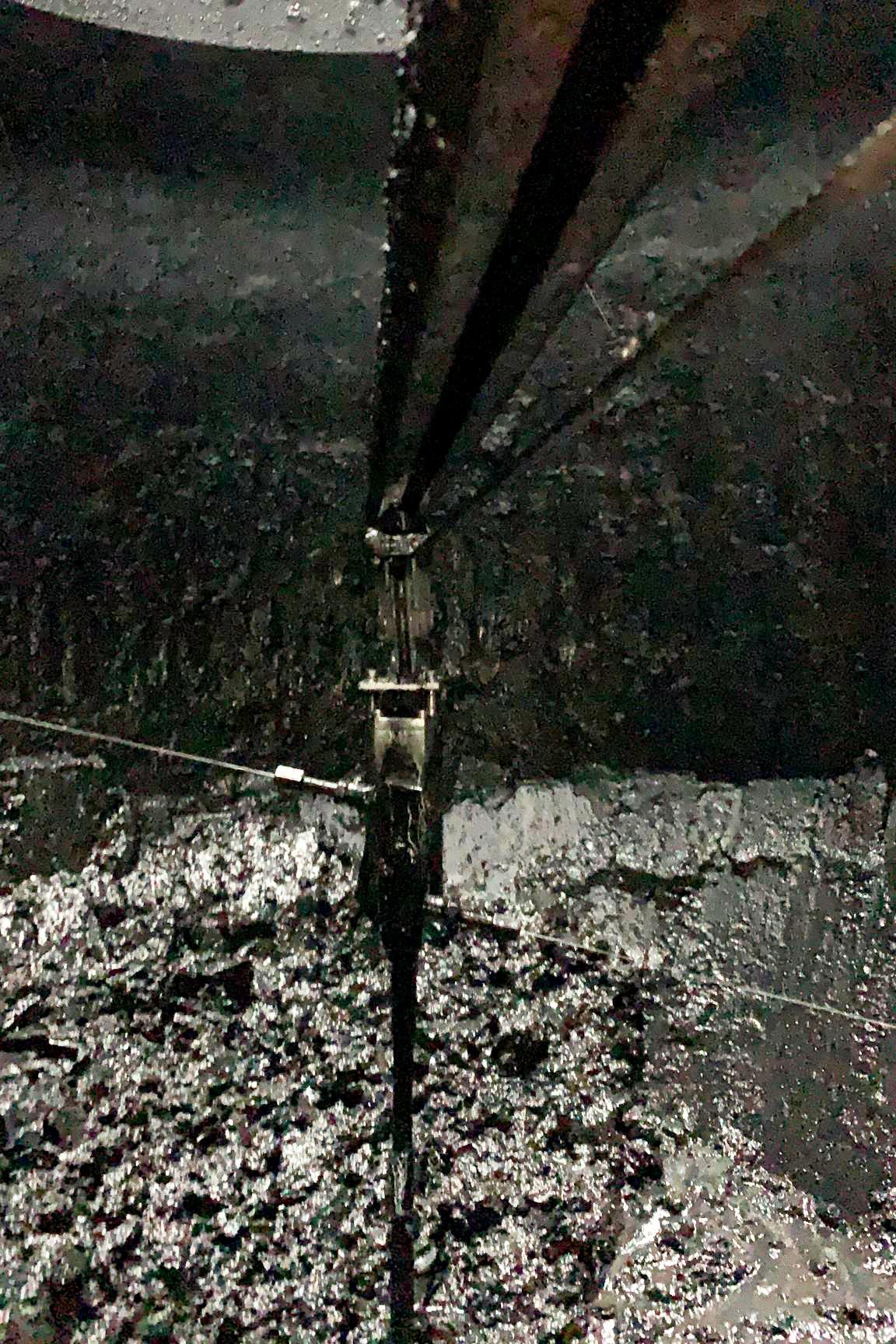 Industrieanlagereinigung des Absetzbehälter Gerlafingen